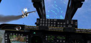 flight simulator vr gaming